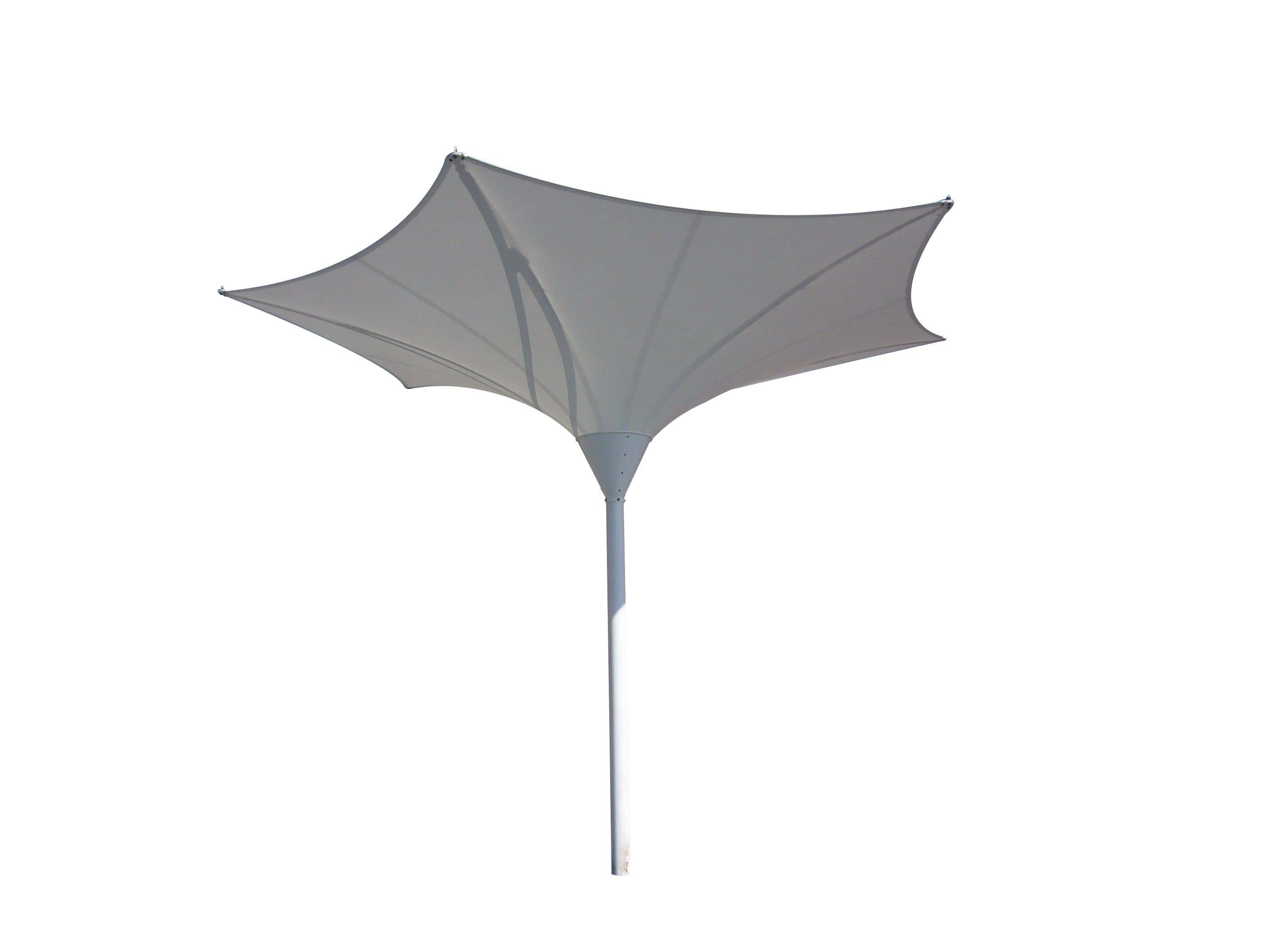 Conical Shade Structure