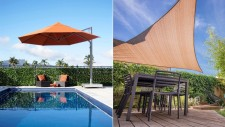 Shade Sails vs Shade Umbrellas: What You Need to Know
